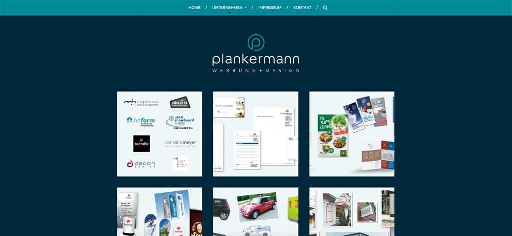 Plankermann Werbung + Design